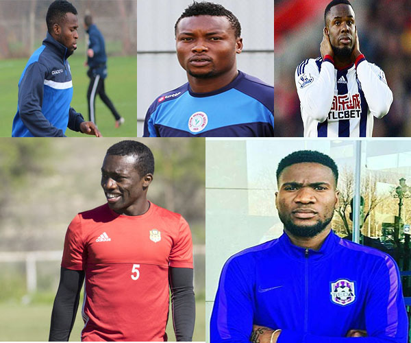 5 Fringe Super Eagles Stars Who Can Match Physical Cameroon 'Fire For Fire'