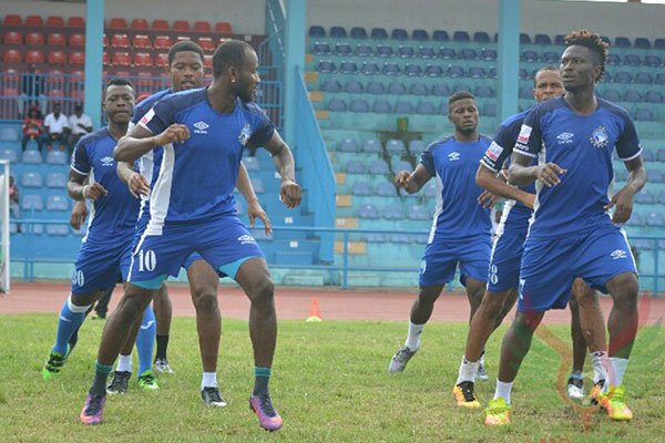 AITEO Cup: Enyimba, MFM Crash; 3SC, Plateau United Advance