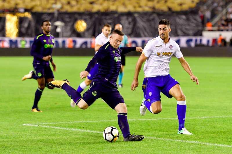 Three Everton Stars Could Miss Chelsea Match As Koeman Backs Rooney