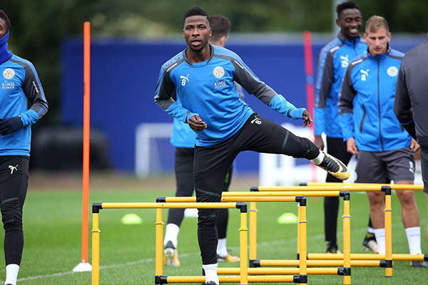 Iheanacho Misses Leicester Training, Doubtful For Brighton Clash