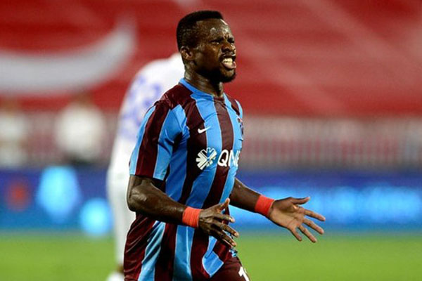 Turkish Super Lig: Onazi Eager To Play Well For Trabzonspor Vs Akhisar