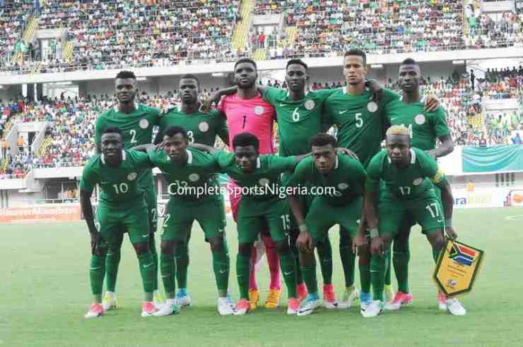 NIGERIA VS CAMEROON: Kayode Dropped, Akpeyi Retained; Mikel, Ighalo Recalled