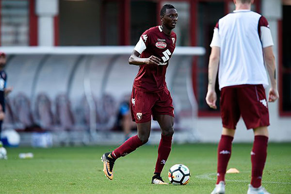 Sadiq Happy To Join Torino, Vows To Shine