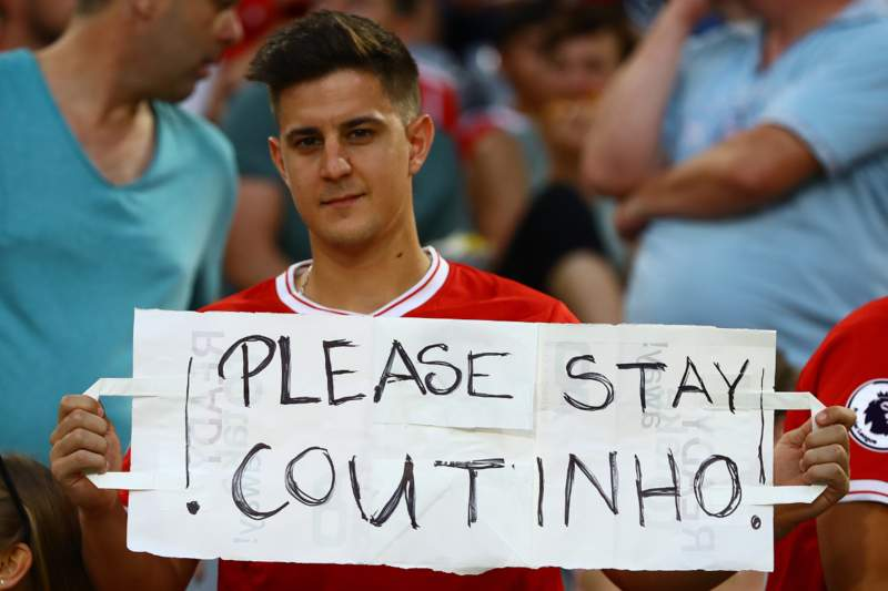 Philippe Coutinho : Midfielder going nowhere despite Barcelona reports, say Liverpool