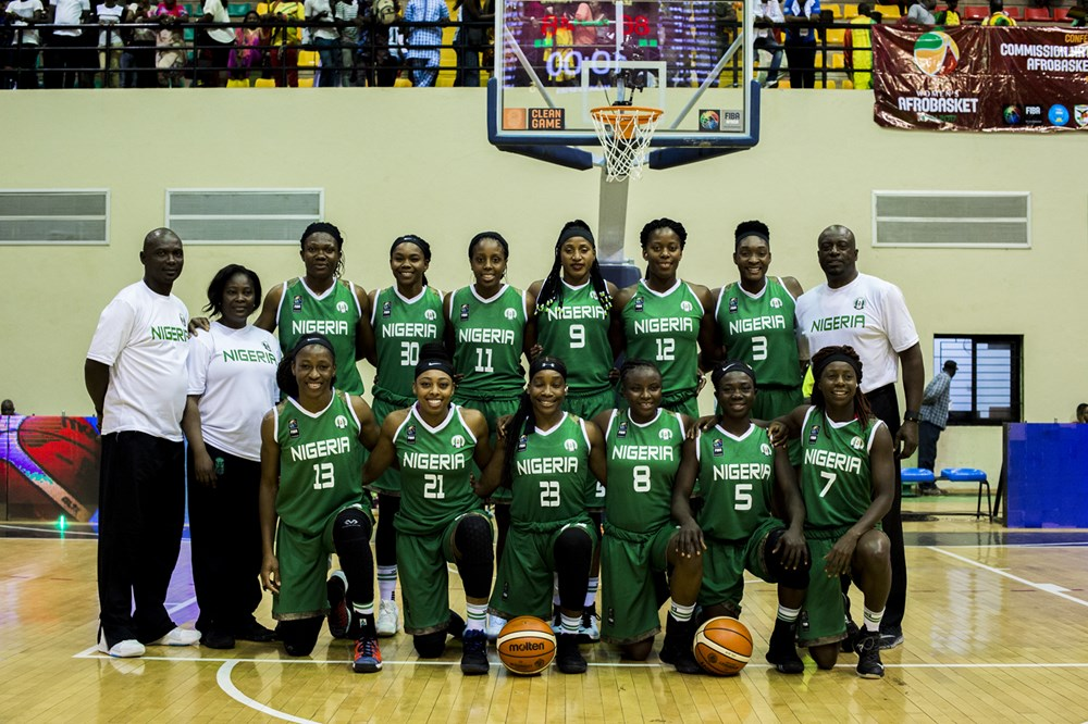 D'Tigress' Heroine Akhotor Delighted With Afrobasket Q/Final Ticket