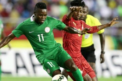 WAFU Cup Final: Super Eagles Coach Expect Tough Ghana Clash
