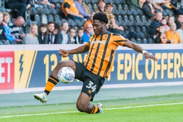 Aina Loses Hull City MVP Award Vs Reading To Fraizer