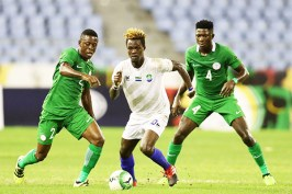 Image result for wafu: Nigeria vs ghana