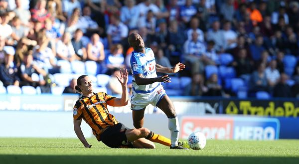 Aluko's Reading Drought Continues, Aina Loses With Hull