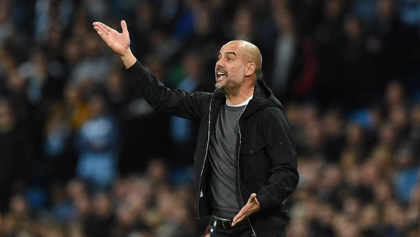 Pep Guardiola warns Manchester City that title is not won in October