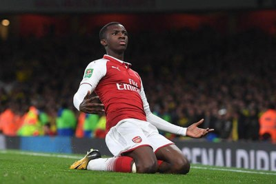 Wenger Happy Arsenal Signed Rejected Jewel At Chelsea, Nketiah