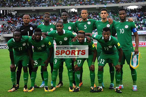 Ighalo: Mikel, Moses, Onazi, Balogun Are Eagles Key Players