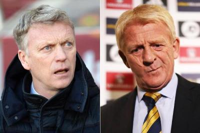 sport-preview-david-moyes-and-gordon-strachan