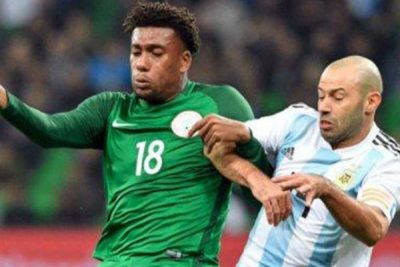 Super Eagles Squad Rewarded for Thrashing Argentina 4 - 2