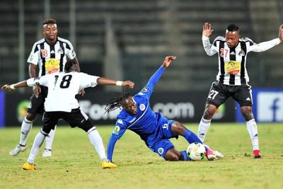 10 man TP Mazembe retains CAF Confederation cup trophy