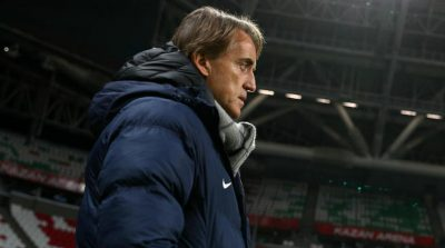 Conte: Italy return very hard