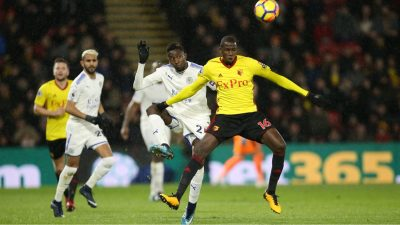 Watford boss Silva hails goalscorer Wague after Leicester win