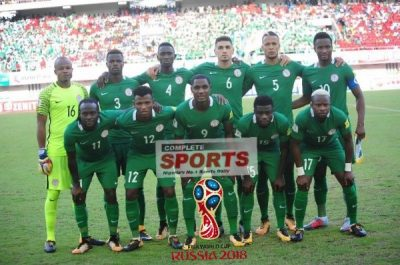 Super Eagles hopes to escape the group of death
