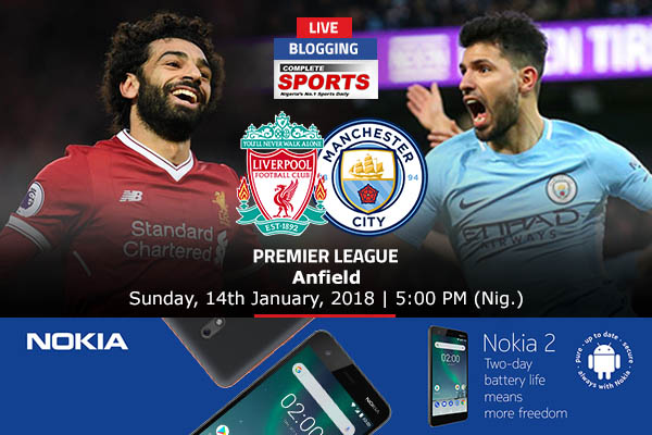 Image Result For Live Commentary Liverpool Vs Man City