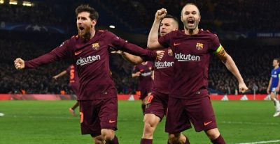 Champions League: Conte reveals why Chelsea vs Barcelona ended in a draw