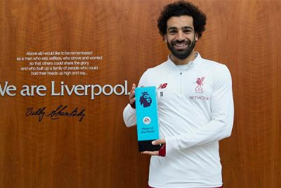 Premier League player of the month for February