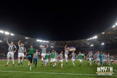 Juventus win 7th straight Serie A title