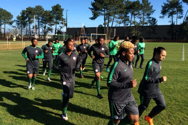 Oshoala, Oparanozie, Ordega, Others Invited For Super Falcons' AWCON Qualifiers Vs Gambia