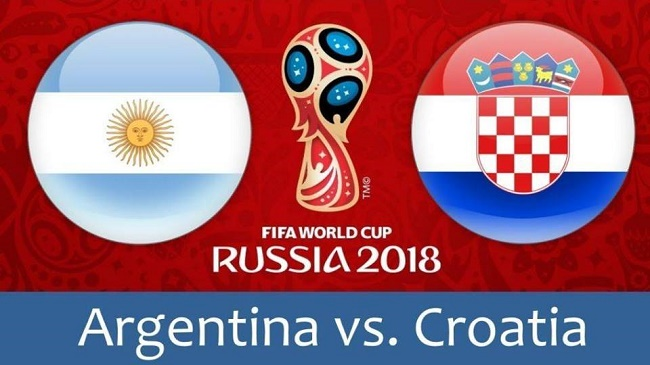Image result for croatia vs argentina