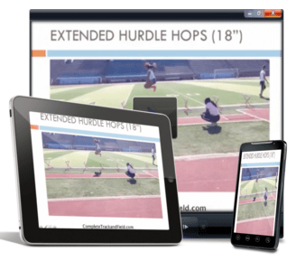 Workout Planning & Progressions for Combo Sprinters/Jumpers with Reuben Jones