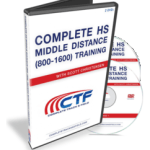 Complete HS Middle Distance (800-1600) Training with Scott Christensen