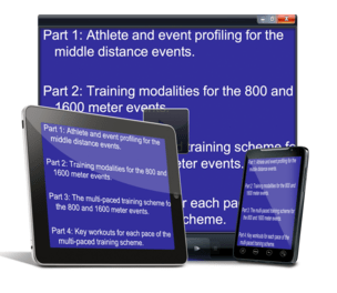 Complete Middle Distance Training with Scott Christensen (digital)