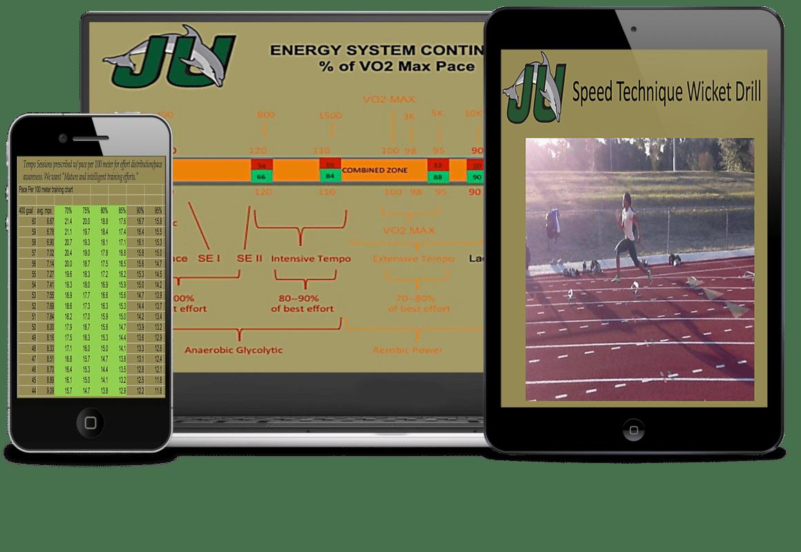 Ron Grigg - Keys to Program Design for Combo 400/800 Runners