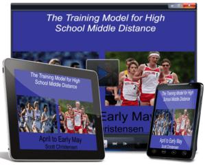 Scott Christensen - The Training Model for High School Middle Distance (800-1600)