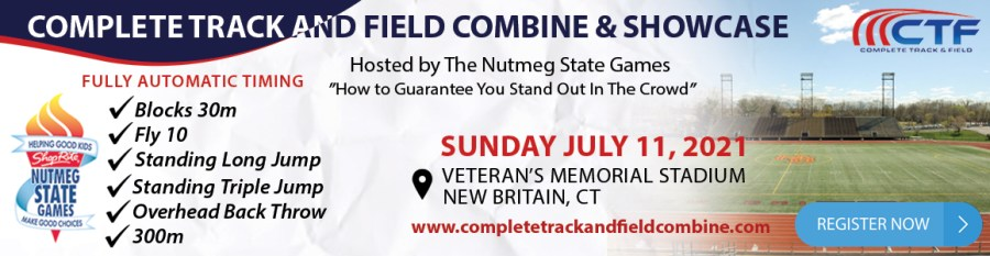 Complete Track and Field Combine & Showcase