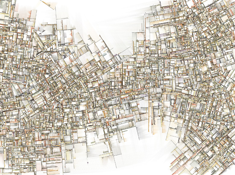 Implementation Of Line Drawing Algorithm : Playing with space partitioning u2013 canvas animations