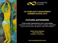 7° Complexity Management Summer School