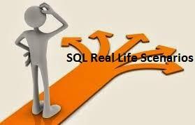 Real Time Scenarios in SQL