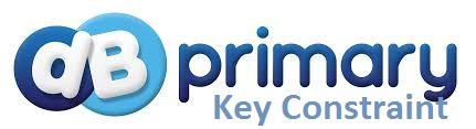 SQL Primary key Constraint