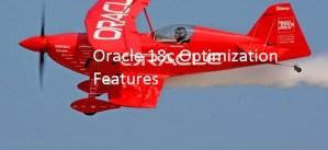 SQL Optimization in Oracle 18C