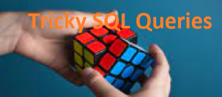 Tricky SQL Queries