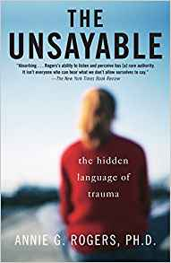 The Unsayable- book