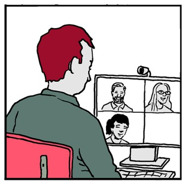digitalt møde