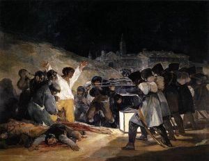 The Third of May by Francisco Goya