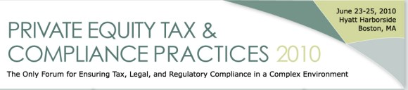 Privte Equity tax & complaince practices 2010