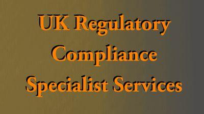 feature uk regulatory compliance specialist services