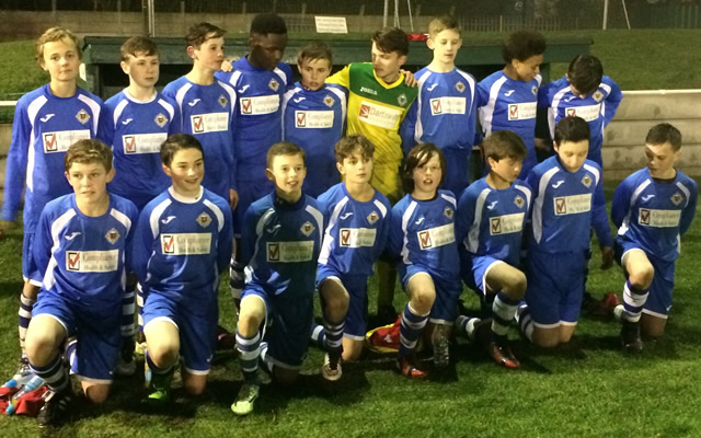 Liverpool School Boys Under 13s