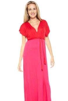 | Skylar Maxi Dress, Belly Dance Maternity, $114 |