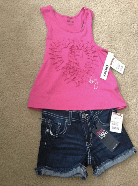 TJ Maxx- Summer Haul- 2013 Girls Style Trends copy