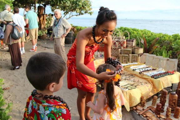 Feast At LeLe For Kids- Maui