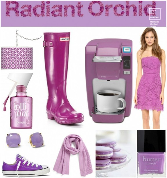 Raidiant Orchid